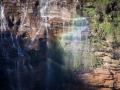 wenthworth falls arcenciel 2