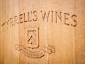 tyrrells wines logo sur tonneau