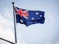 clovelly beach drapeau australien