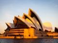 opera house vu du ferry