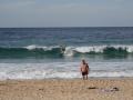surfeur bord de mer manly 4