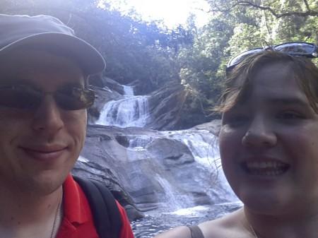 5-selfie josephine falls