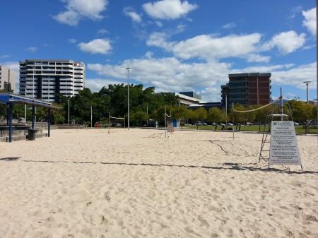 6-beach volley