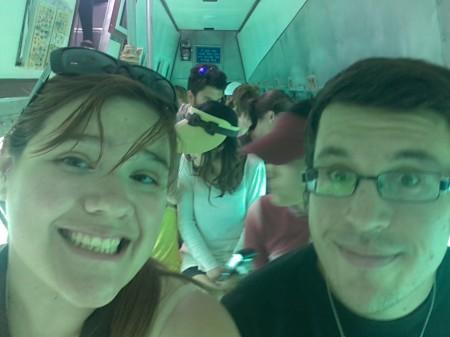 7-selfie submarine