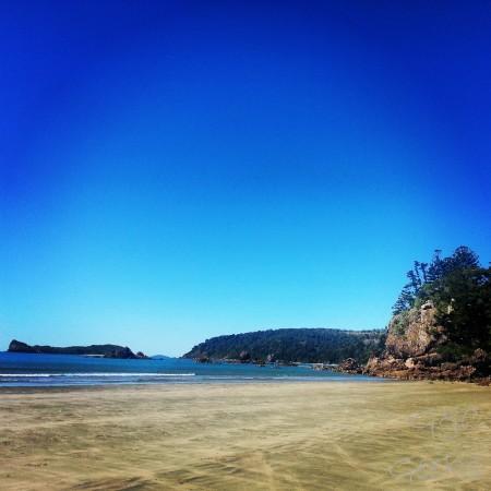 la plage, toujours la plage ... on va finir par se lasser ! Noooon, impossible ^^