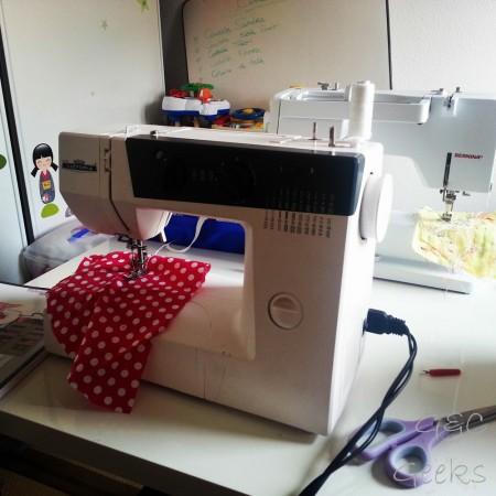 apprentissage des termes de base de la couture sur MAC Aldi