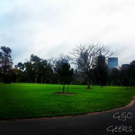 melbourne city park