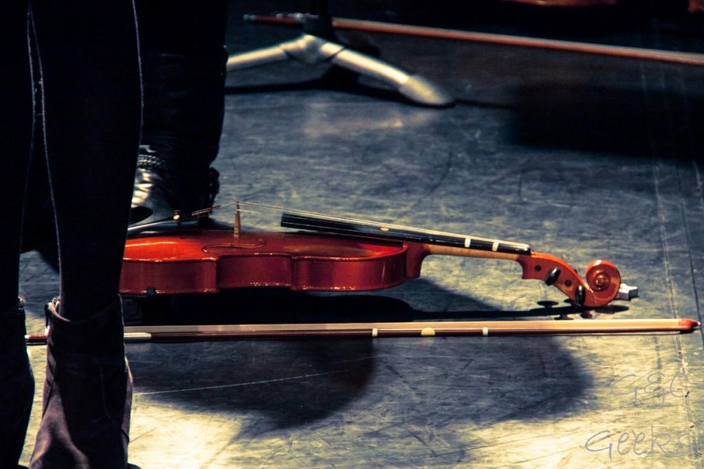 s4 violon