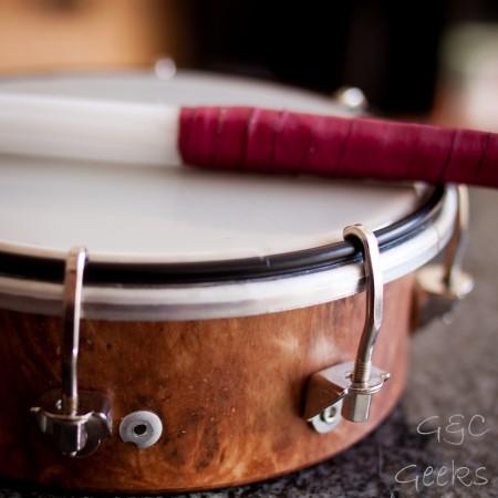 s13 tambour musique