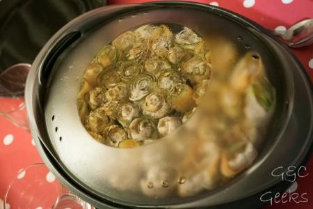 Roulé cuit vapeur Thermomix