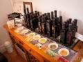degustation d'huiles d'olives tintillate estates
