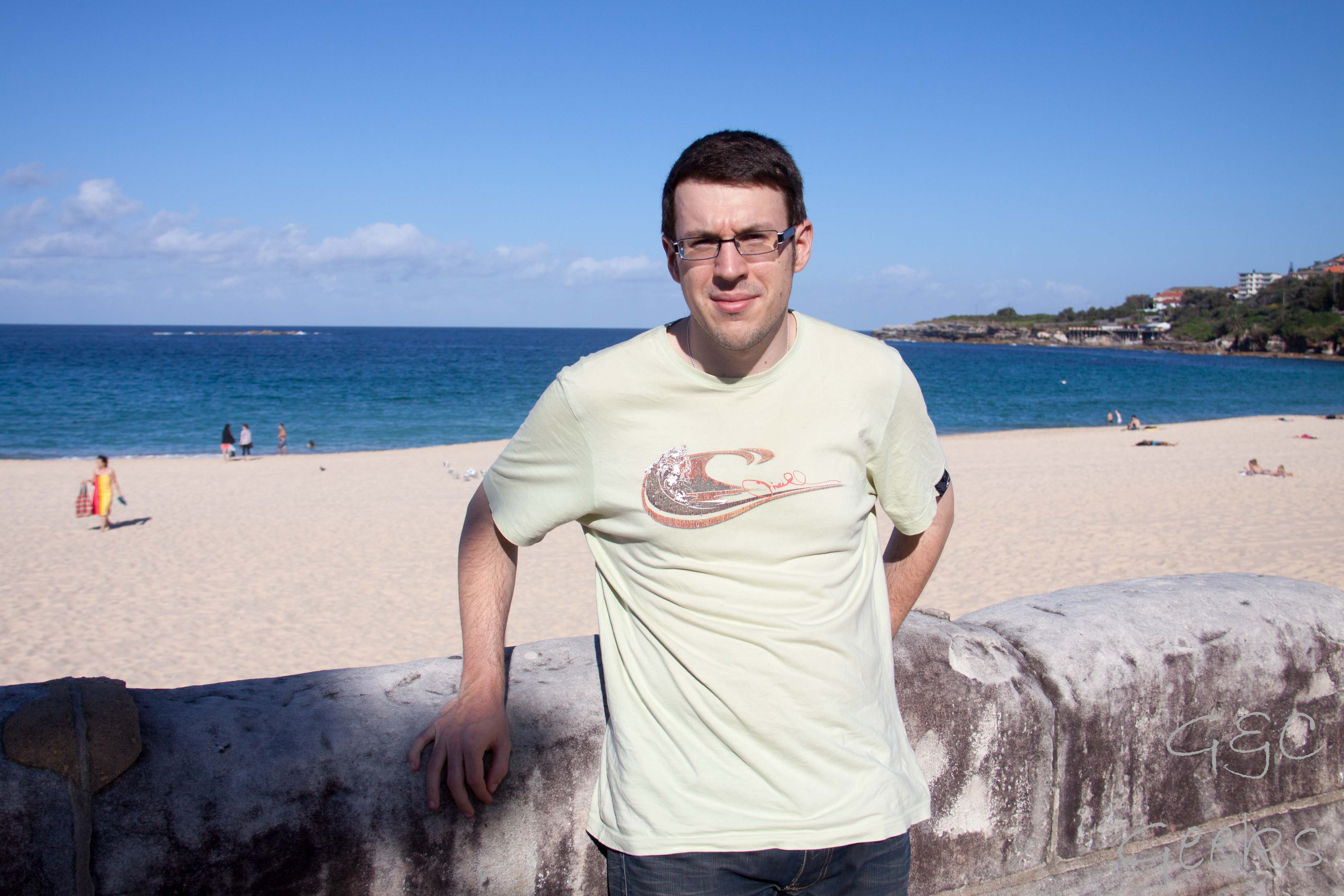 coogee beach guillaume