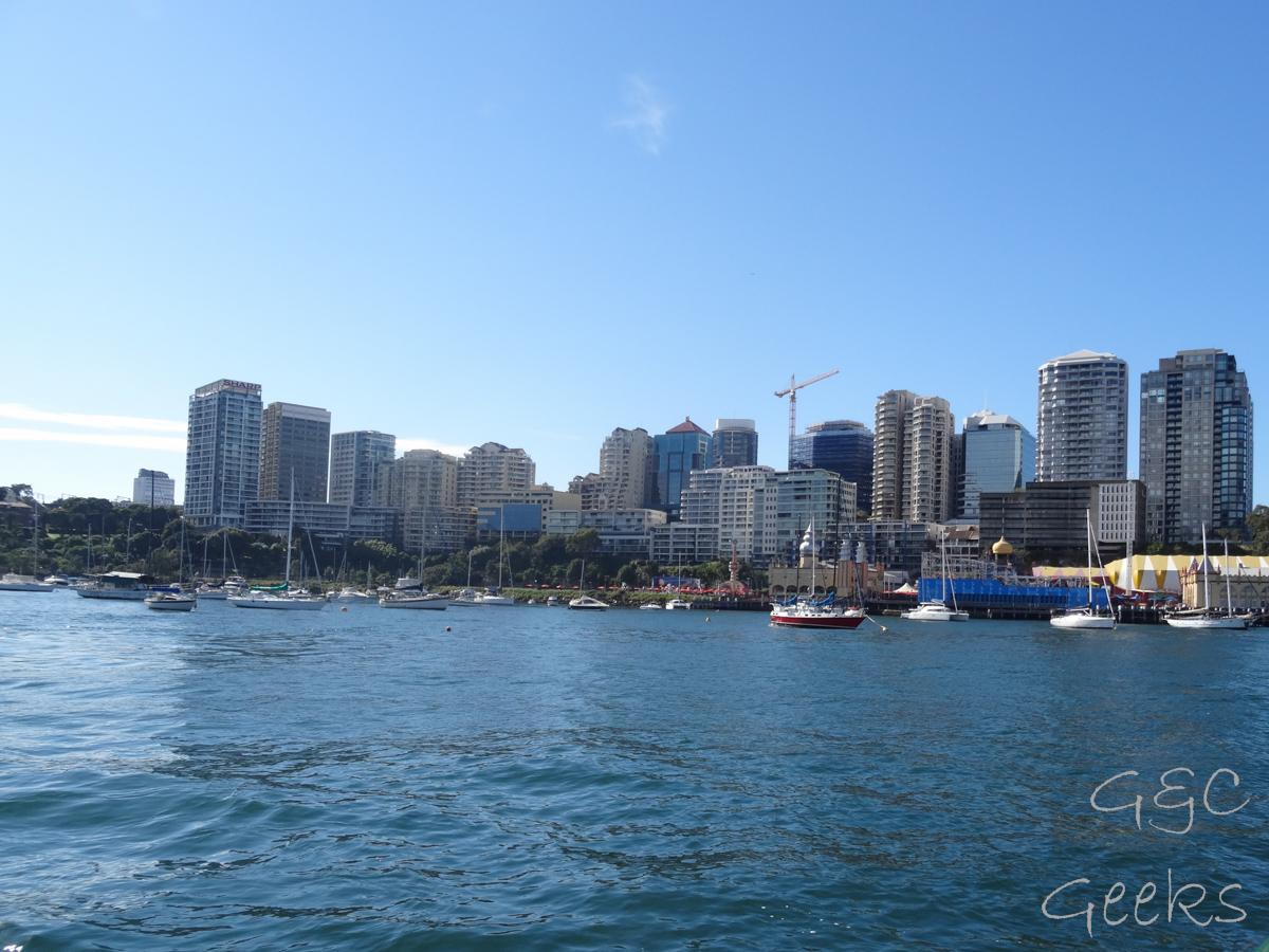 depuis ferry cbd sydney  2