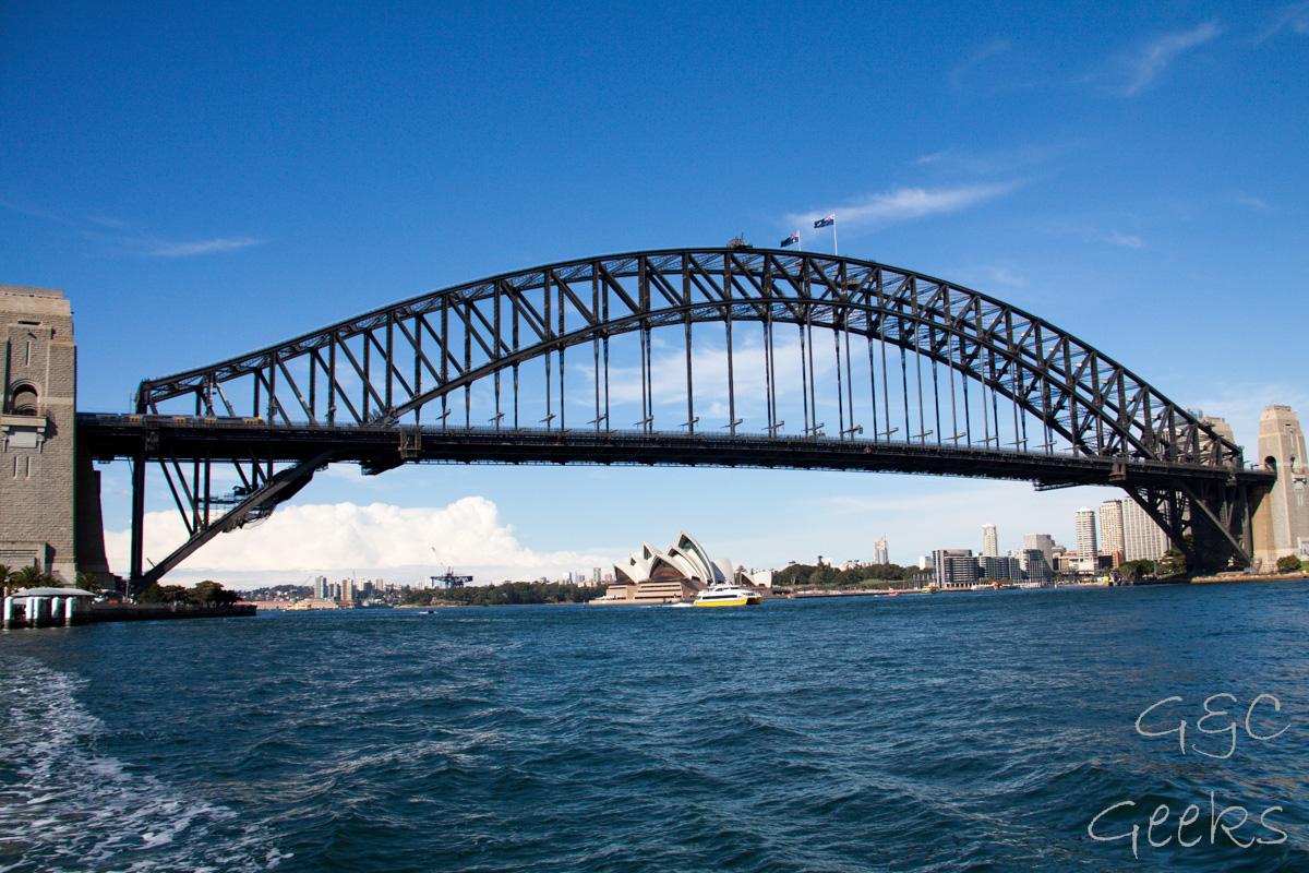 harbour bridge ferry (2)