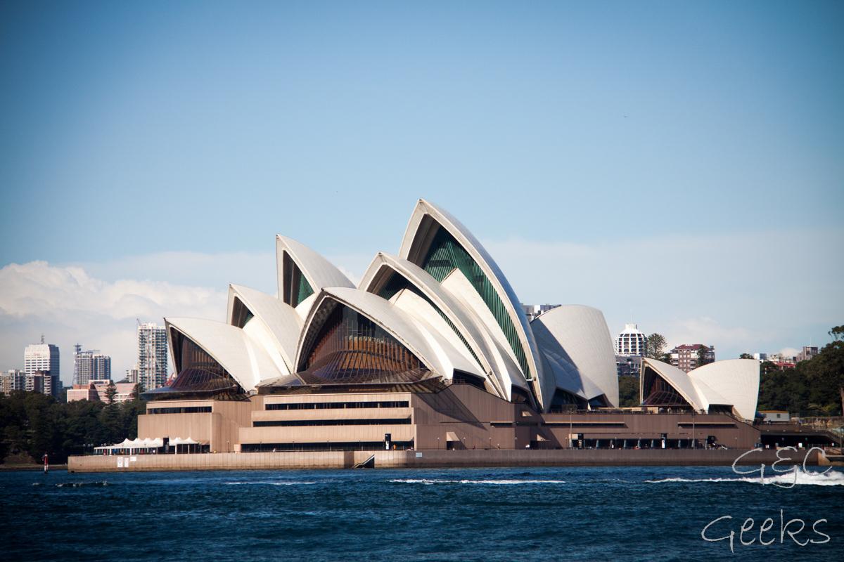 opera house depuis ferry 2