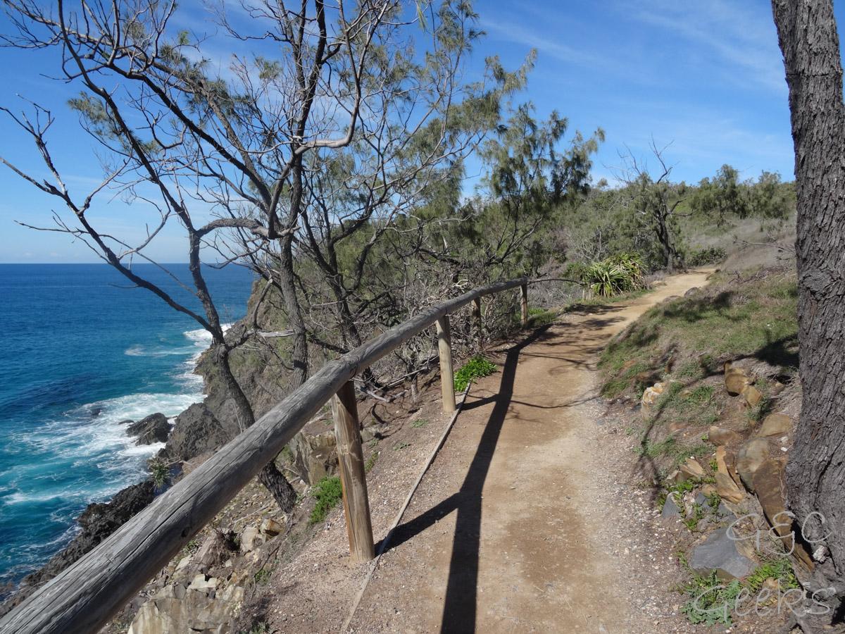 chemin de randonnées noosa