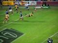 australien en pleine action d'essai 3