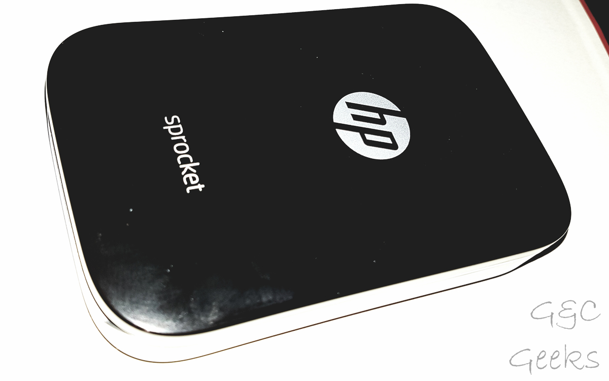 Imprimante portable HP SPROCKET pour Carnet Project Life